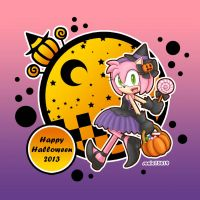 Happy Halloween 2013 by sonic75619
