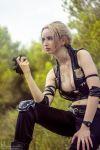 Sonya Blade - Mortal Kombat 9- II by Hidrico