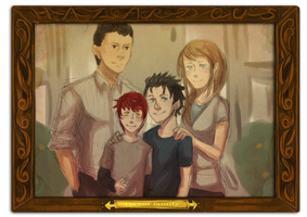 HZDS Event 2: Family picture by defenestratin