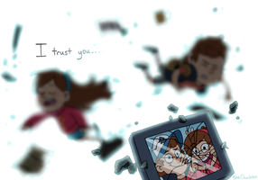 GF20DayChallenge Day 7: Scariest Moment by BlueOrca2000