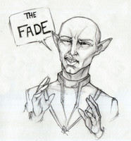 The Fade... man by Megume