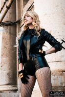 Black Canary [09] by HiniTsuburagi
