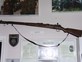 german 1898 model rifle by rihosk