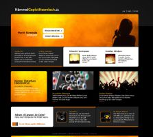 Web Template 10 by IkeGFX