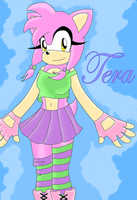 Tera the Hedgehog by Tera-the-Hedgehog