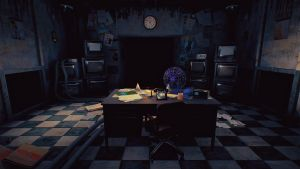 Five Nights at Freddy's 2 - UE4 by Sklarlight