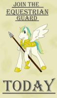 Join the Equestrian Guard Today! by midnightlupus