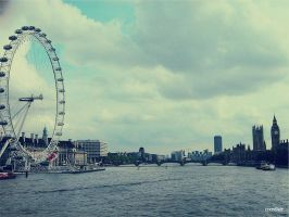 london. by crazyflair