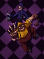 Wario Bros by leotte803