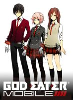 GOD EATER: MOBILE by SakuyaOkaHikaze