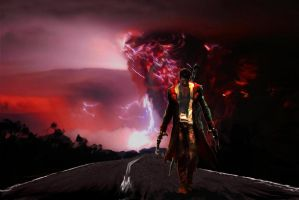 Dante's Road to Darkness by All4Sparta
