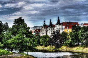 Wroclaw City 10 by Athrian