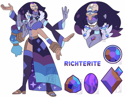 FUSION: Richterite by Deer-Head