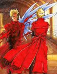 Vash - Reflect by taintedsilence