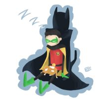 Dick and Damian by fruits-basket-head