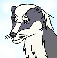 Friendly Badger by nidoMedia