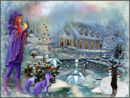 Christmas Eve by Alimera