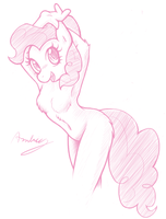 Anthro Pinkie Pie by Ambris
