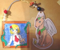 keychains by Engelmoon