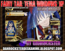 Wendy Marvell Theme Windows XP by Danrockster