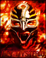 Rey Mysterio by thetrans4med
