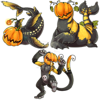 Misticpets-Lanturn pets by Keshi-Commish