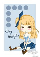 Lil' sweet Lucy by ArtistMinChen