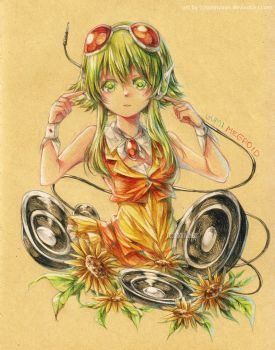 GUMI by sonnyaws