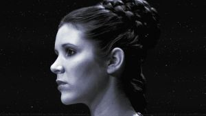 Carrie Fisher Princess Leia XXXI by Dave-Daring
