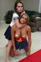 Wonder-Tara sleepered by Sailor Steph by sleeperkid