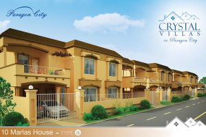 Crystal Villas Flyer Type a by Naasim