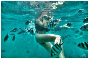 Under the water by joffo1