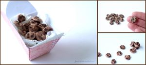 Polymer Clay - Cookies Box! by Jane-Rt