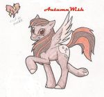 MLP OC: AutumnWish by AshesAndWings