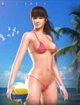 Hitomi's summer Time (Daz model) by AnubisDHL