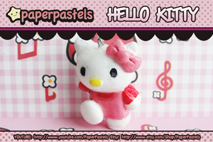 hello, kitty by circuskillers