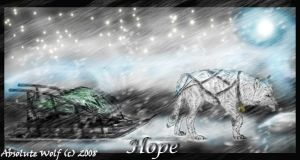 Hope by AbsoluteWolf