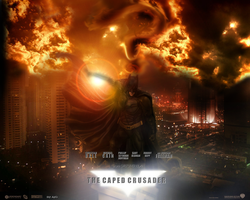 Batman III- The Caped Crusader by XxPointlessThingsxX