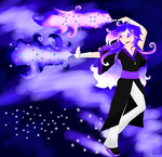!!!WARNING: BRIGHT COLOURS!!!  Light Up The Night by Lunar-Imagination