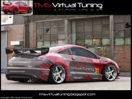 Eclipse Drift Car TMS by TMSVirtualTuning