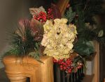 Christmas Foliage by GreenEyezz-stock