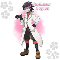 Professor Poplar by locomotive111