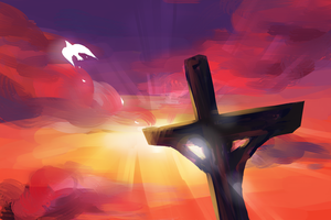 He is Risen by DingDingy