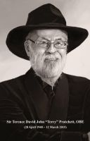 Terry Pratchett RIP (colab) by muzski