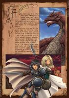 Dragon Slayers by Aelwine