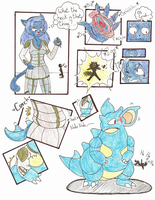 Nidoqueen TF by Thwill