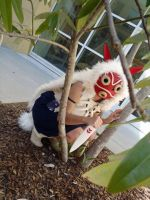 My Princess Mononoke Cosplay by Capricornstudio