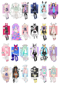 Large Dollhip Adopt Sheet | LOWERED by Pocky-Babe