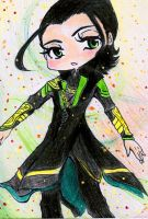 Little Loki by Melody-in-the-Air