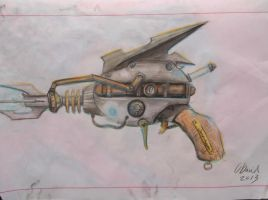 Other Raygun by duh-veed